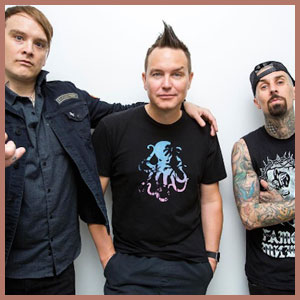 Blink 182 Rodeo tickets