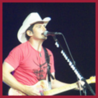 Brad Paisley - 2010 – Country Music Association Awards 2010 – Entertainer of the Year - Academy of Country Music 2011 – Top Male Vocalist of the Year
