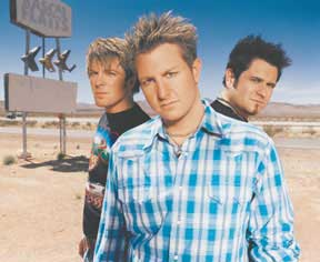 Rascal Flatts Rodeo Tickets - Houston at Reliant Stadium