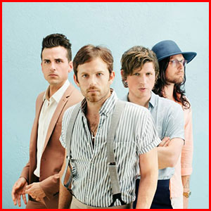 Kings of Leon Tickets March 12, 2019